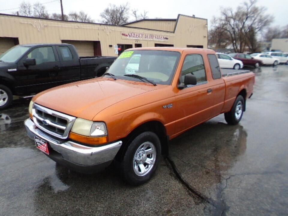 2000 Ford Ranger Super Cab XLT  - 10449  - Select Auto Sales