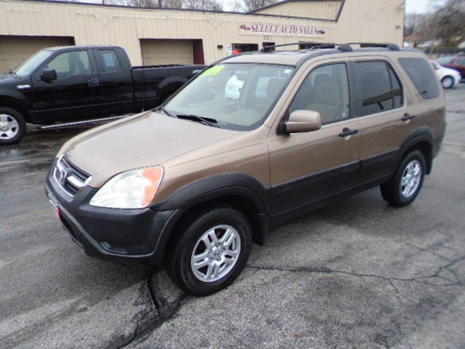 2004 Honda CR-V EX 4WD  - 10450  - Select Auto Sales