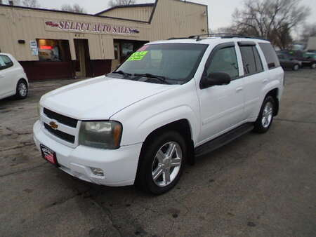 2008 Chevrolet TrailBlazer 4X4 LT for Sale  - 10467  - Select Auto Sales