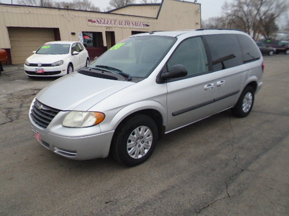 2007 Chrysler Town & Country  - 10466  - Select Auto Sales