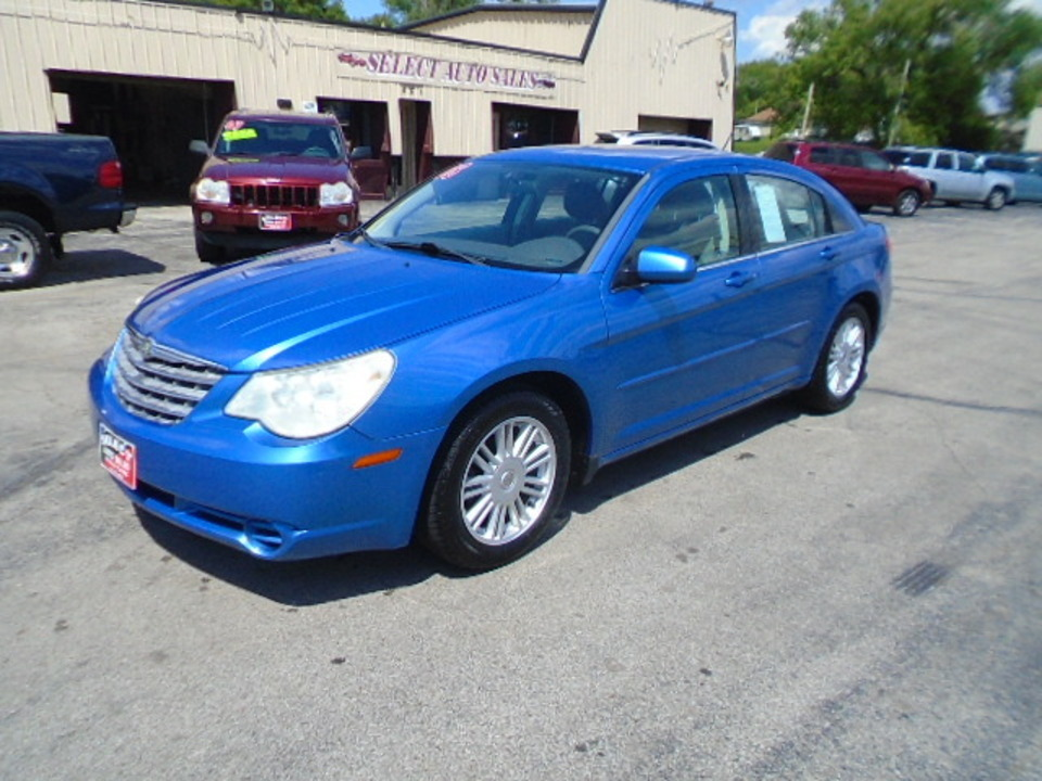 2008 Chrysler SEBRING SDN Touring  - 10553  - Select Auto Sales