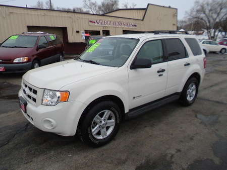2010 Ford Escape Hybird 4WD for Sale  - 10143  - Select Auto Sales
