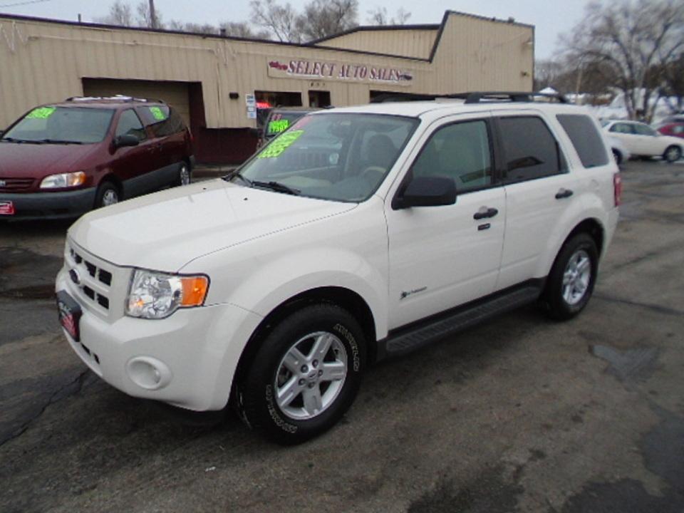2010 Ford Escape  - Select Auto Sales