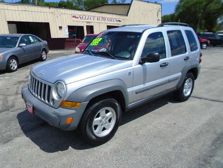 2005 Jeep Liberty Sport 4WD for Sale  - 10266  - Select Auto Sales