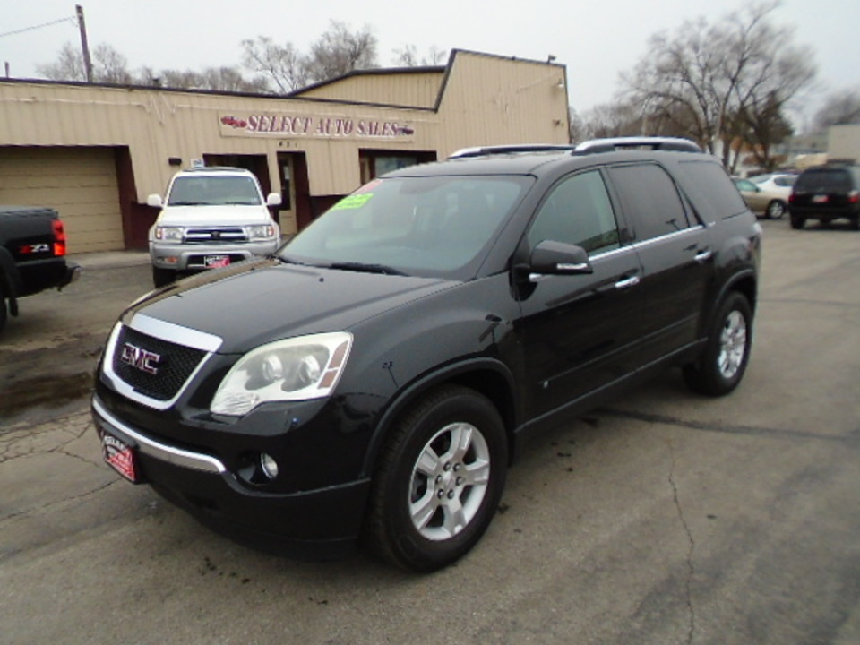 2009 GMC Acadia  - Select Auto Sales