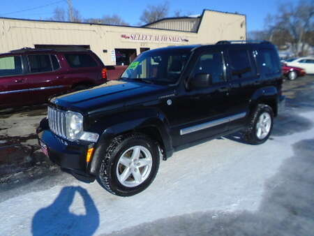 2011 Jeep Liberty Limited 4X4 for Sale  - 10474  - Select Auto Sales