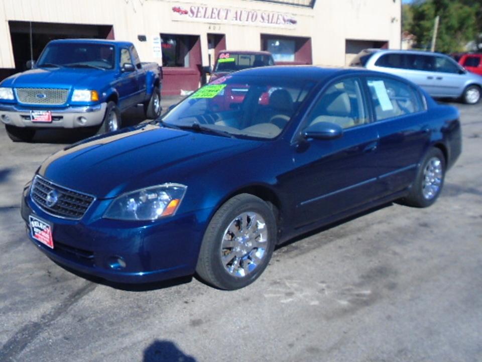 2005 Nissan Altima  - Select Auto Sales