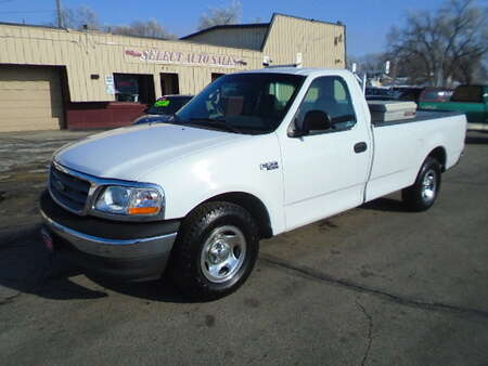 2003 Ford F-150 XL for Sale  - 10477  - Select Auto Sales