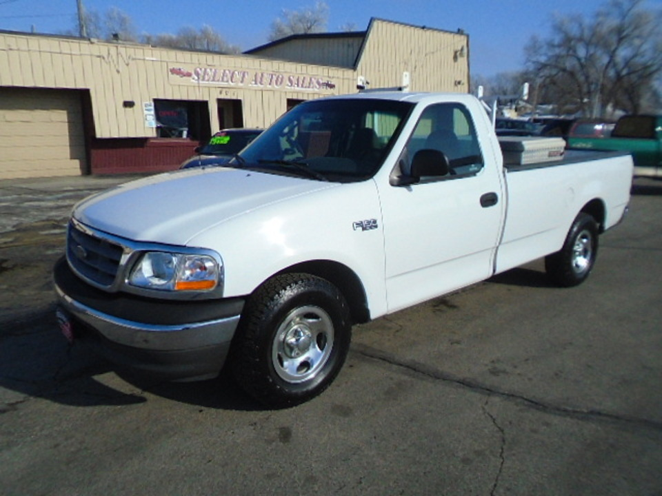 2003 Ford F-150 XL  - 10477  - Select Auto Sales