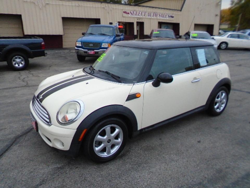 2009 Mini Cooper Hardtop  - Select Auto Sales