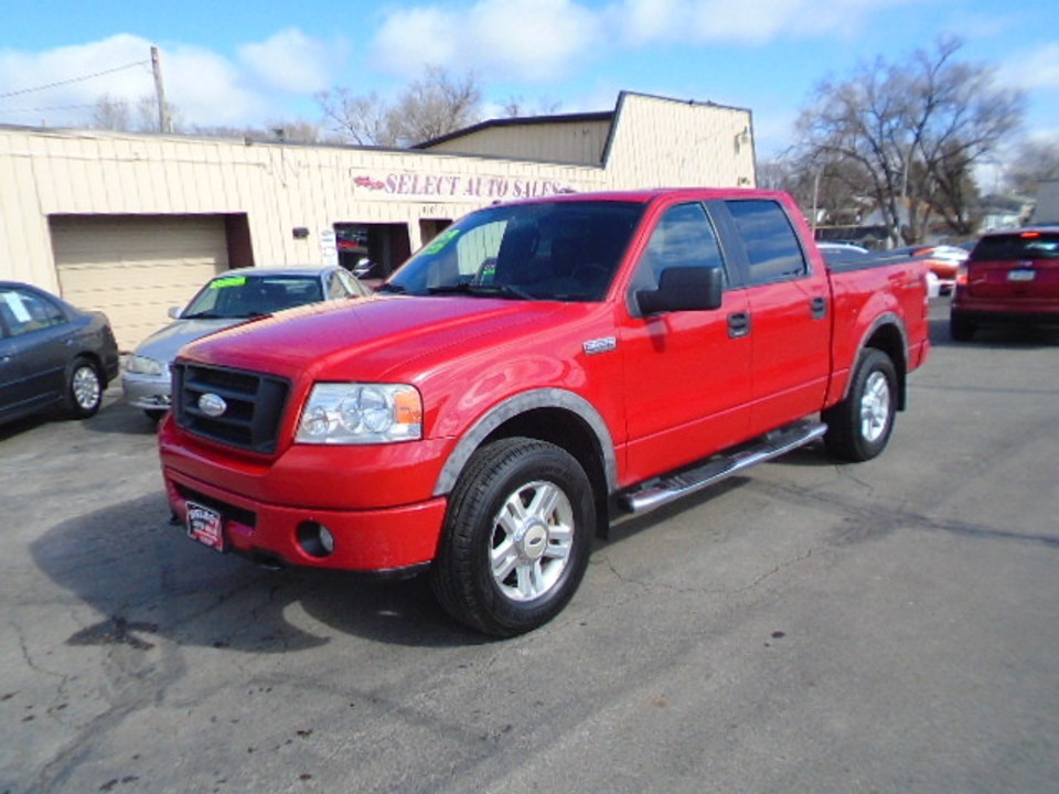 2006 Ford F-150 FX-4 Off Road  - 10329  - Select Auto Sales