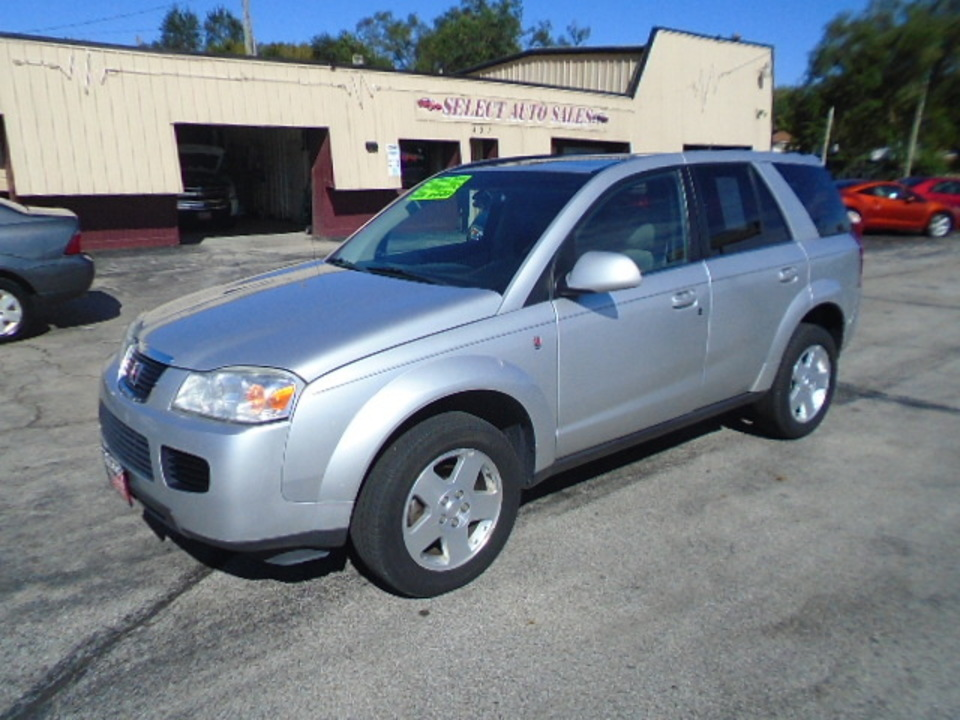 2006 Saturn VUE AWD V-6  - 10268  - Select Auto Sales