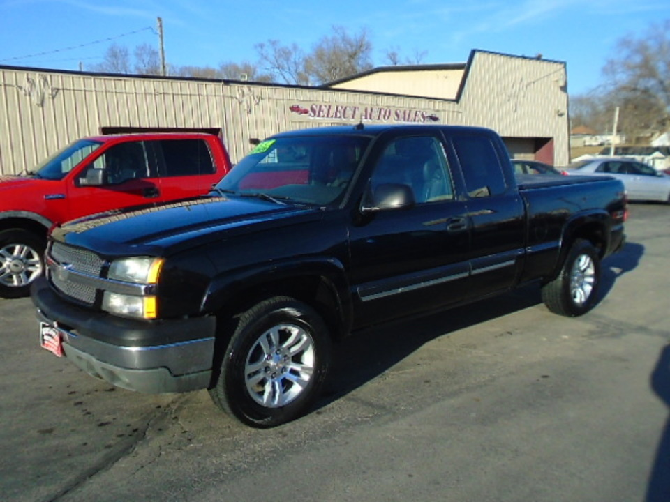 2003 Chevrolet Silverado 1500  - Select Auto Sales