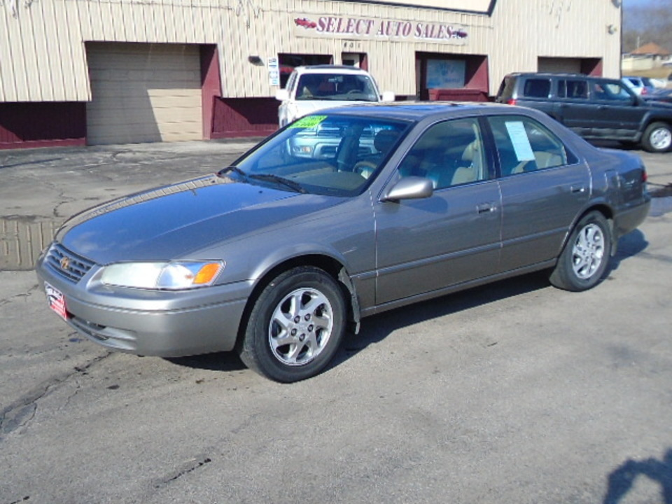 1997 Toyota Camry  - Select Auto Sales