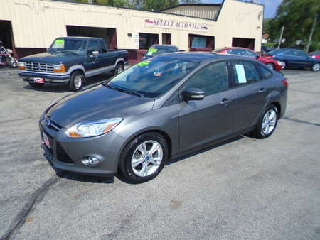 2012 Ford Focus SE Sport for Sale  - 10262  - Select Auto Sales