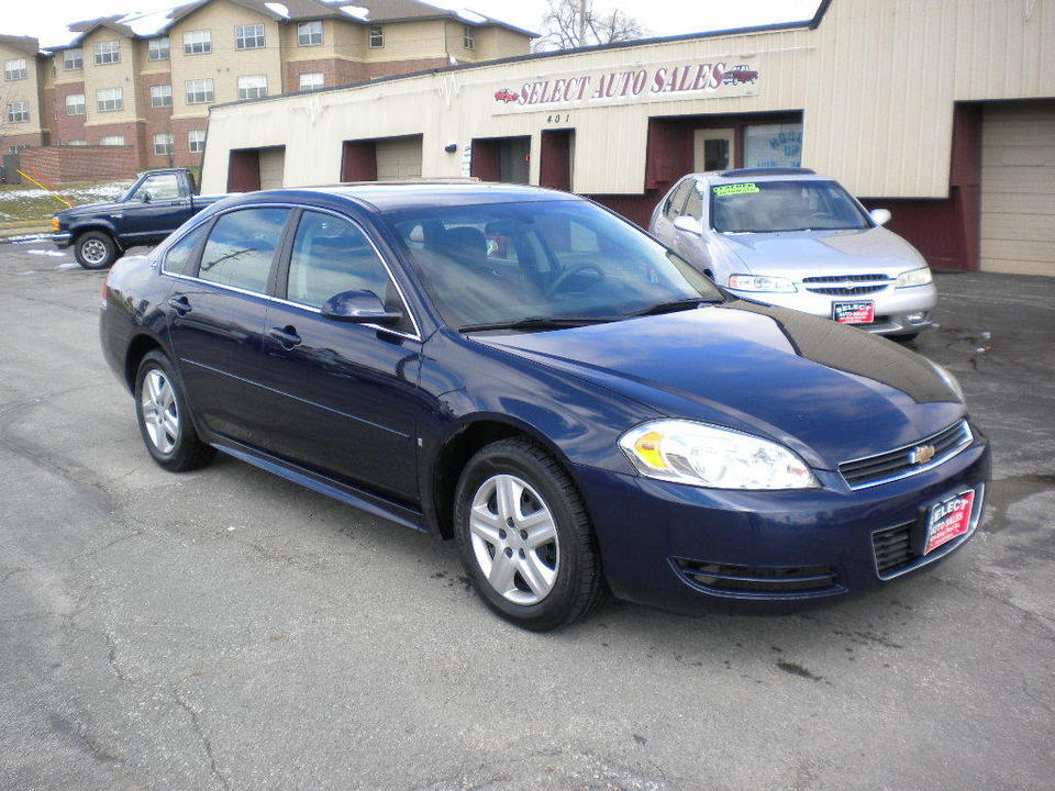 2009 Chevrolet Impala  - Select Auto Sales