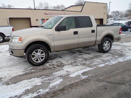 2006 Ford F-150 Super Crew 4X4 Lariat for Sale  - 10481  - Select Auto Sales
