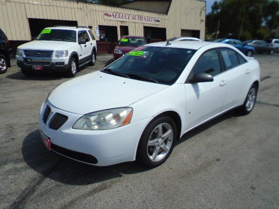 2009 Pontiac G6 G.T.  - 10395  - Select Auto Sales