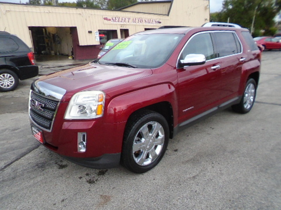 2010 GMC TERRAIN  - Select Auto Sales