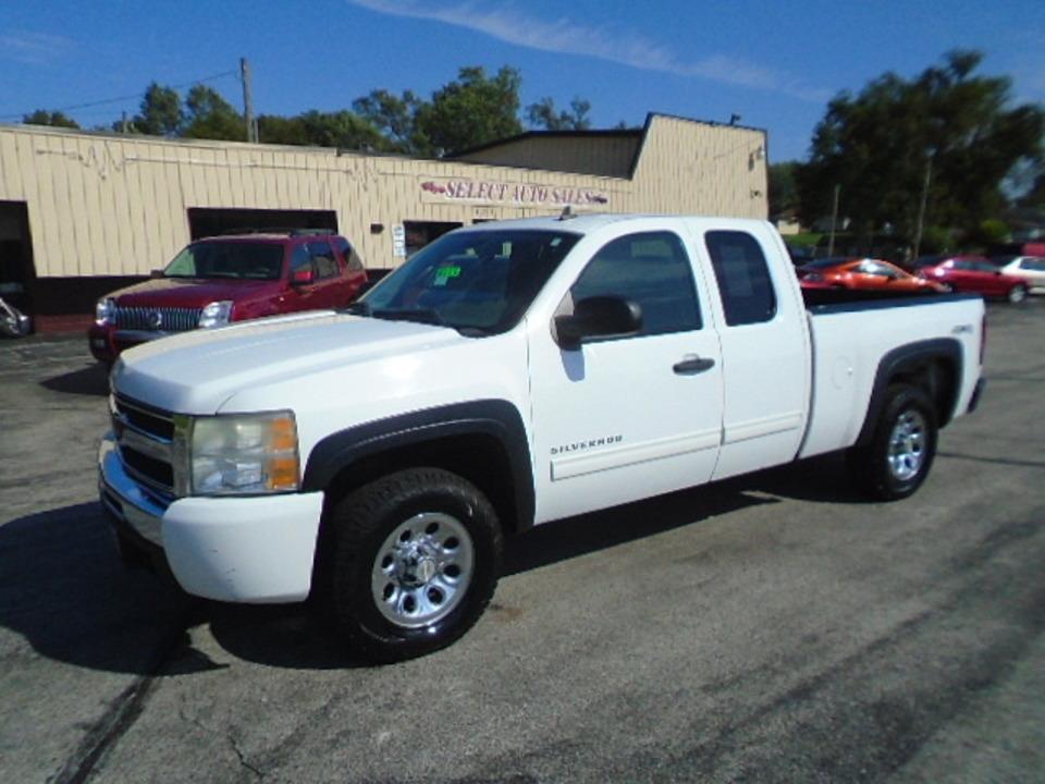 2010 Chevrolet Silverado 1500  - Select Auto Sales