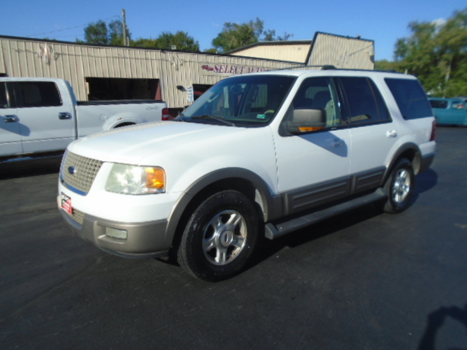 2003 Ford Expedition Eddie Bauer  - 10613  - Select Auto Sales