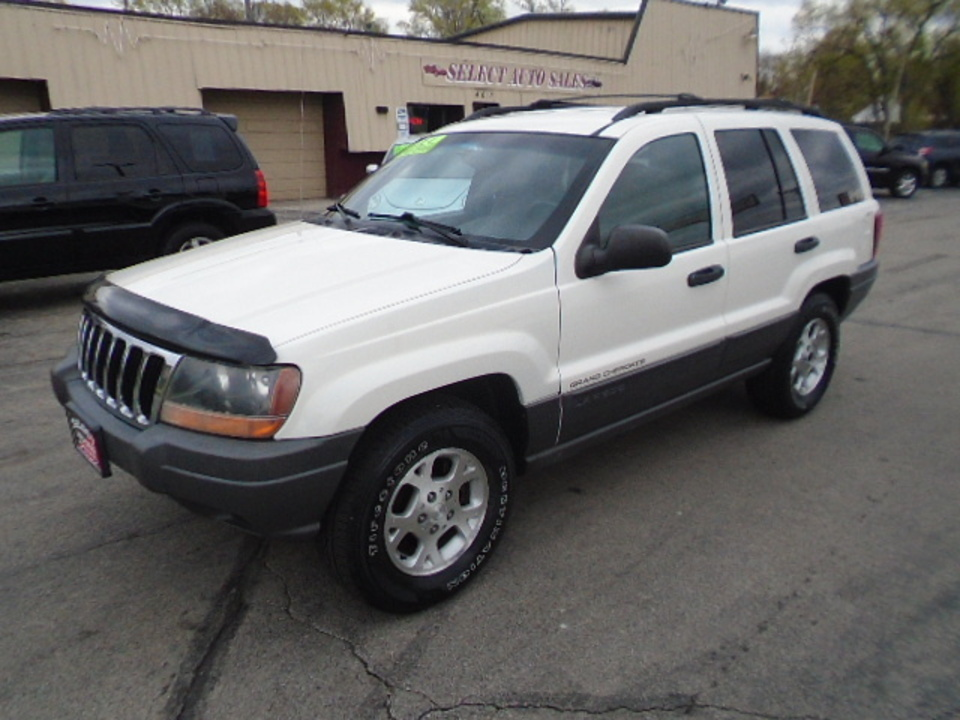 2001 Jeep Grand Cherokee Laredo 4x4  - 10520  - Select Auto Sales