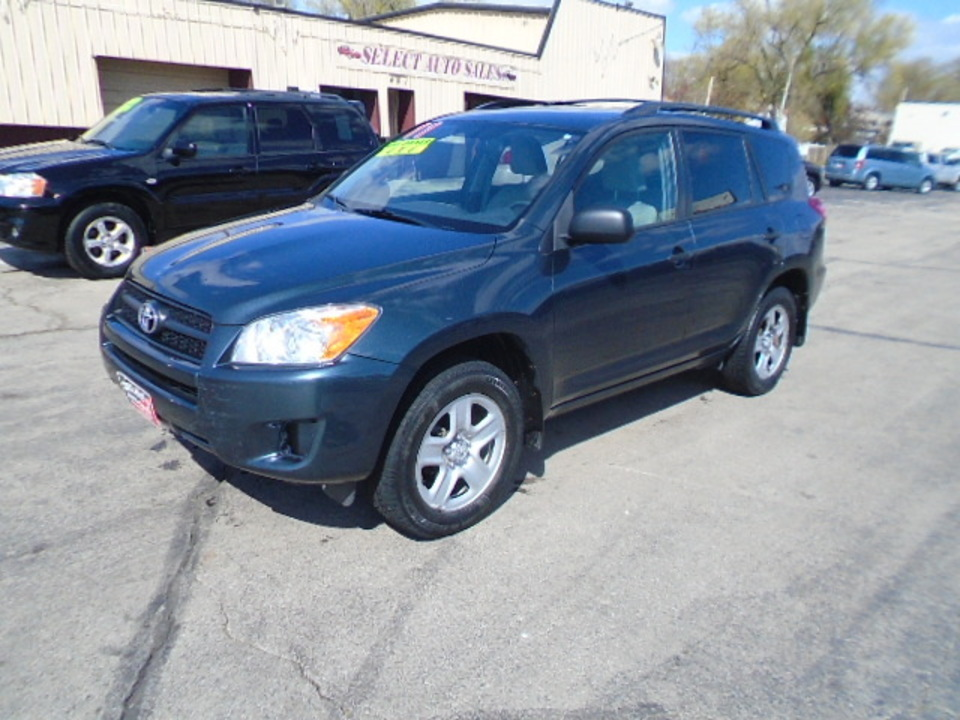 2011 Toyota Rav4  - Select Auto Sales