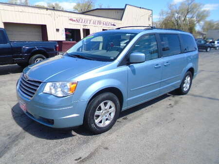 2008 Chrysler Town & Country Touring Stow-N-Go for Sale  - 10518  - Select Auto Sales