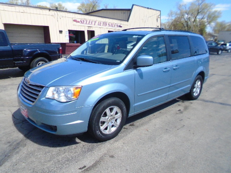 2008 Chrysler Town & Country Touring Stow-N-Go  - 10518  - Select Auto Sales