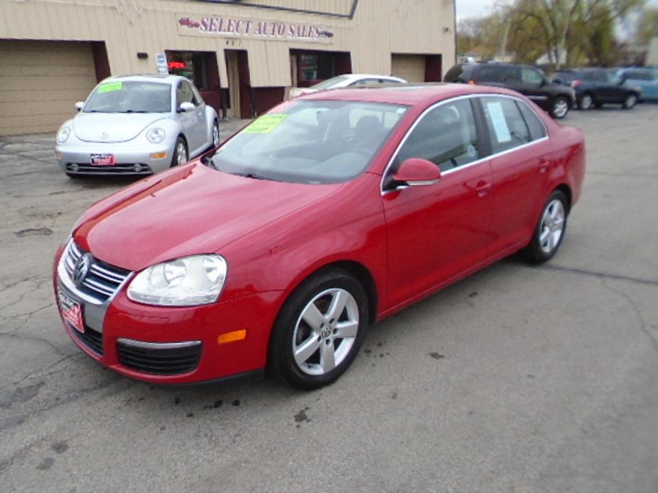 2008 Volkswagen Jetta Jetta  - 10525  - Select Auto Sales