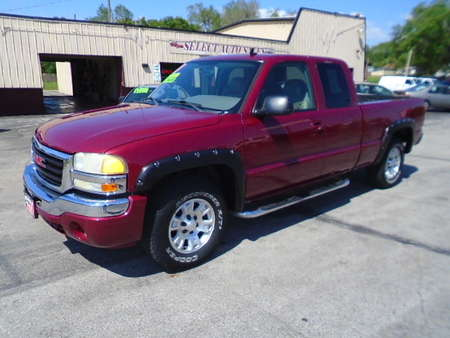 2007 GMC Sierra Classic 1500 Extended Cab SLT 4X4 for Sale  - 10199  - Select Auto Sales