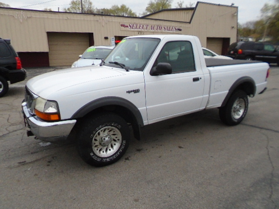 1999 Ford Ranger XLT 4X4  - 10526  - Select Auto Sales