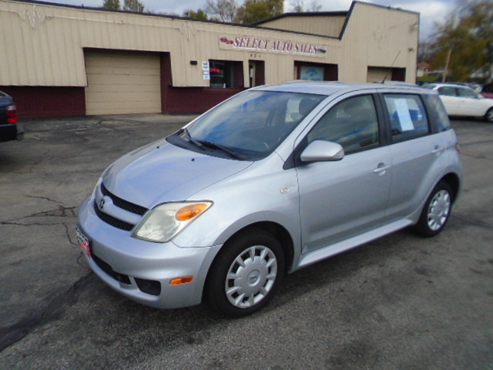 2006 Scion xA Hatchback  - Select Auto Sales