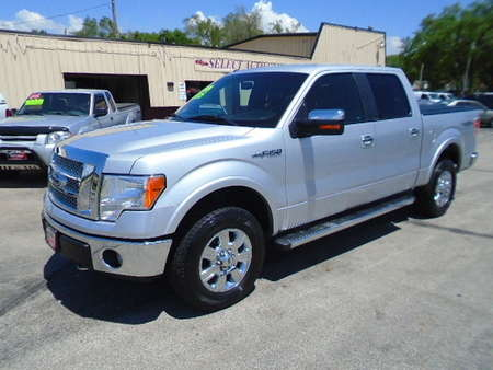 2011 Ford F-150 Super Crew Lariet 4X4 for Sale  - 10201  - Select Auto Sales