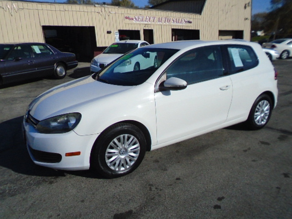 2010 Volkswagen Golf  - Select Auto Sales