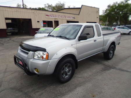 2004 Nissan Frontier 4WD EX King Cab 4X4 for Sale  - 10196  - Select Auto Sales