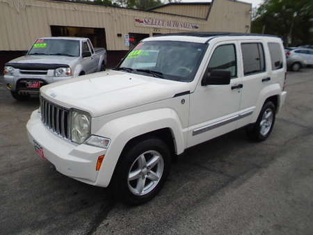 2008 Jeep Liberty Limited 4X4 for Sale  - 10197  - Select Auto Sales