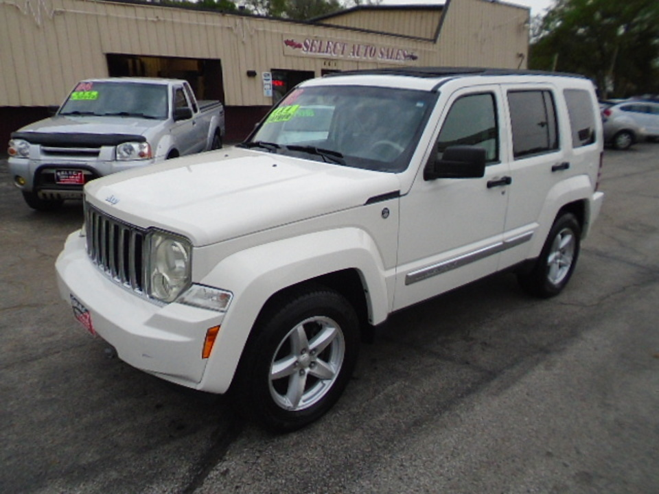 2008 Jeep Liberty  - Select Auto Sales