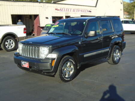 2010 Jeep Liberty Sport 4X4 for Sale  - 10637  - Select Auto Sales