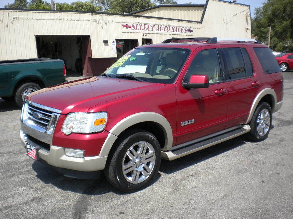 2007 Ford Explorer  - Select Auto Sales