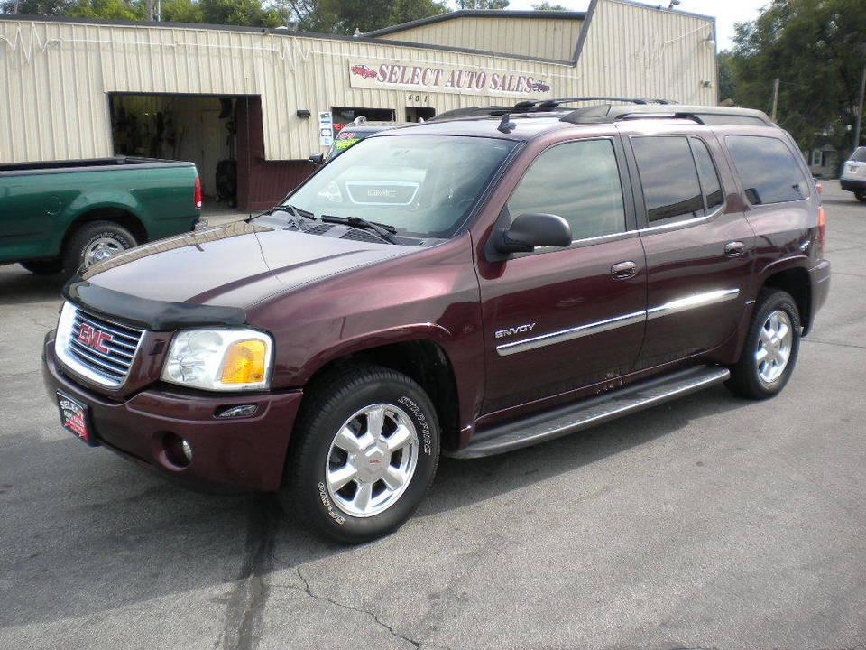 2006 GMC Envoy XL  - Select Auto Sales