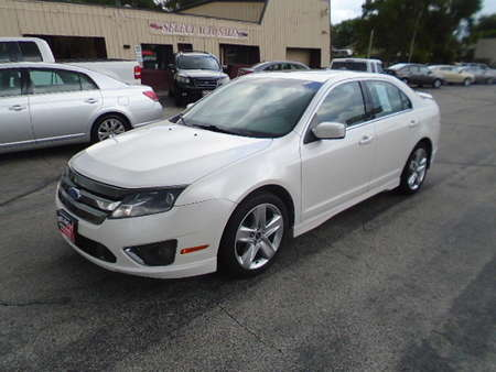 2012 Ford Fusion Sport for Sale  - 10370  - Select Auto Sales