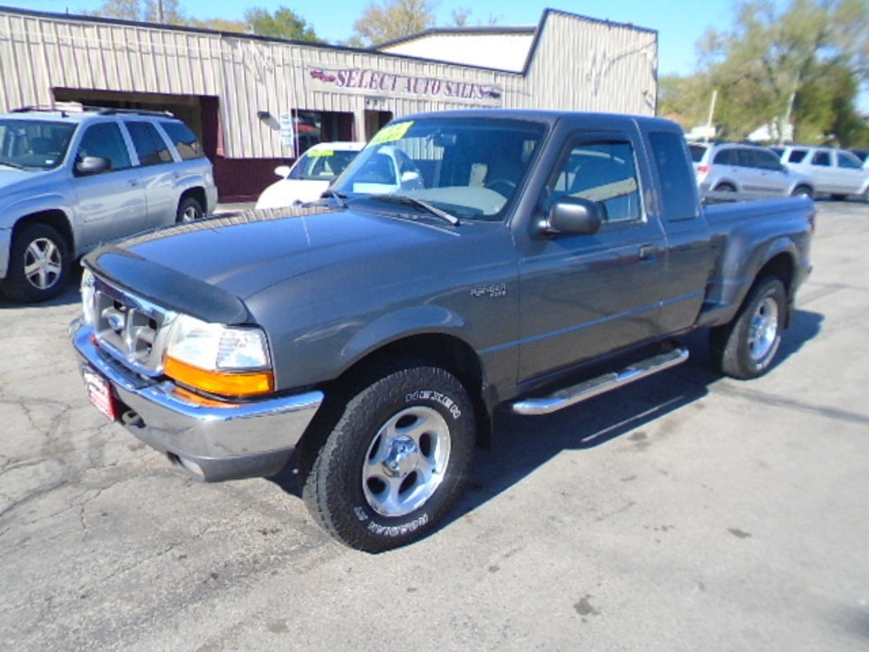 1999 Ford Ranger  - Select Auto Sales