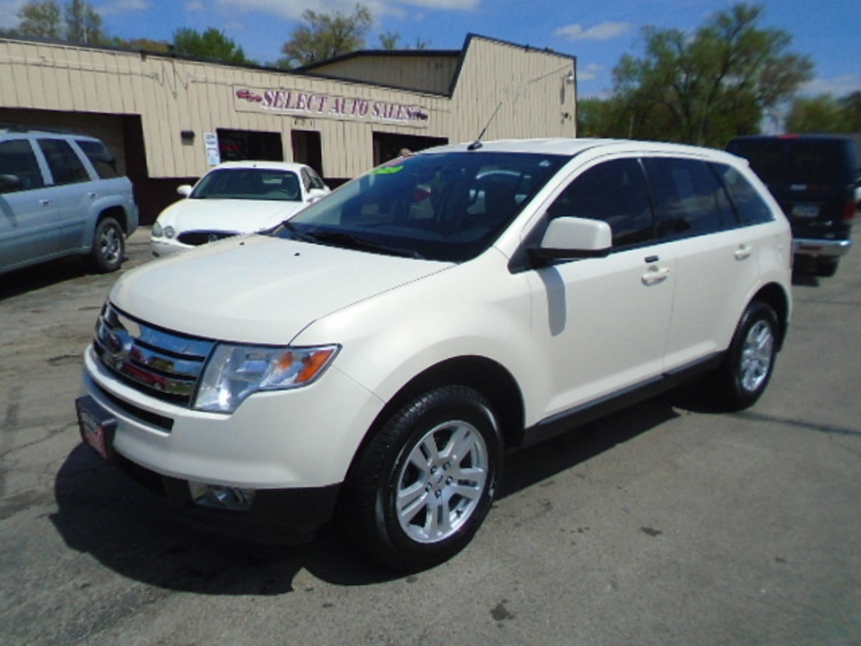 2008 Ford Edge SEL AWD  - 10531  - Select Auto Sales