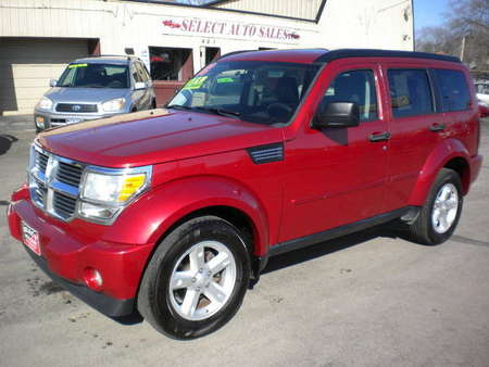 2008 Dodge Nitro SLT 4X4 for Sale  - 9986  - Select Auto Sales