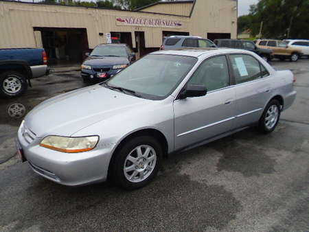 2002 Honda Accord SES for Sale  - 10079  - Select Auto Sales