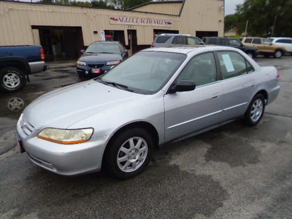 2002 Honda Accord  - Select Auto Sales