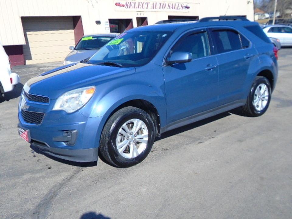2011 Chevrolet Equinox LT  - 10325  - Select Auto Sales