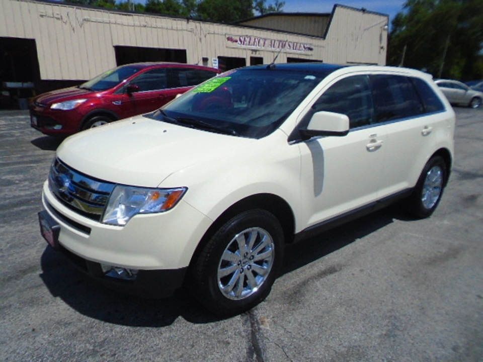 2008 Ford Edge Limited  - 10378  - Select Auto Sales
