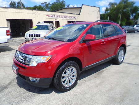2010 Ford Edge SEL AWD for Sale  - 10385  - Select Auto Sales